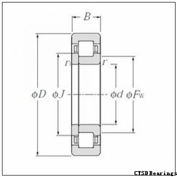 CYSD 6324 deep groove ball bearings