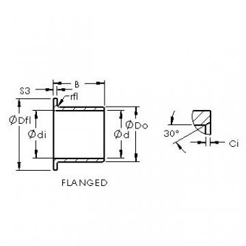 AST ASTEPBF 1517-09 plain bearings