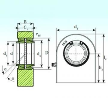 ISB T.P.N. 780 CE plain bearings
