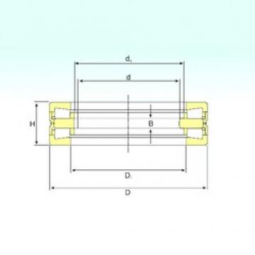 ISB 351182 C thrust roller bearings