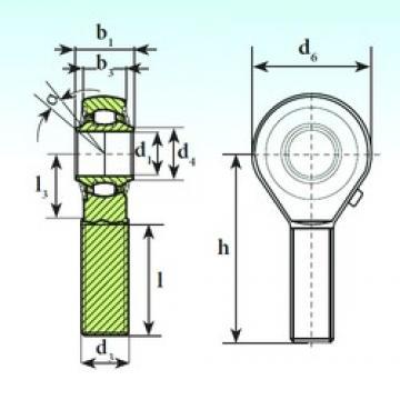 ISB TSM 12 RB spherical roller bearings