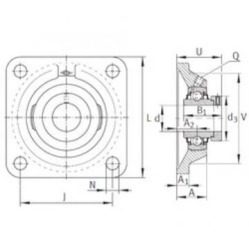 INA RCJ1-15/16 bearing units