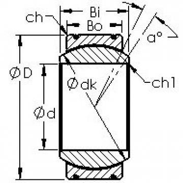 AST GE80XT/X plain bearings