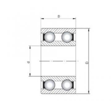 CYSD 4308 deep groove ball bearings