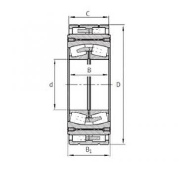 FAG Z-534669.04.DRGL spherical roller bearings