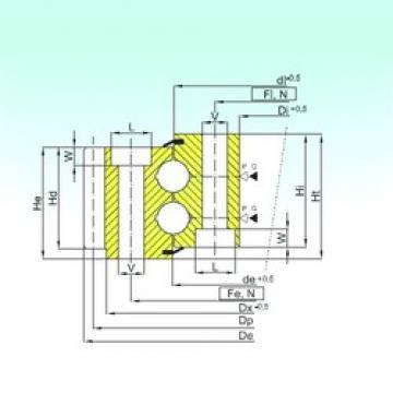 ISB EB2.22.0383.200-1SPPN thrust ball bearings
