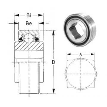 CYSD W208PP5 deep groove ball bearings
