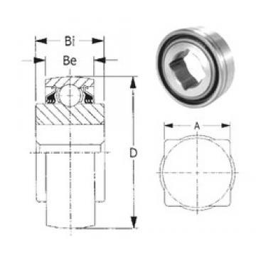 CYSD W210PPB6 deep groove ball bearings