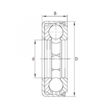 INA F-230809 thrust ball bearings