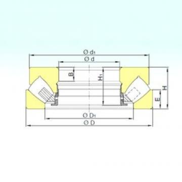 ISB 29428 M thrust roller bearings