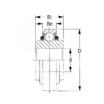 CYSD W208PPB2 deep groove ball bearings