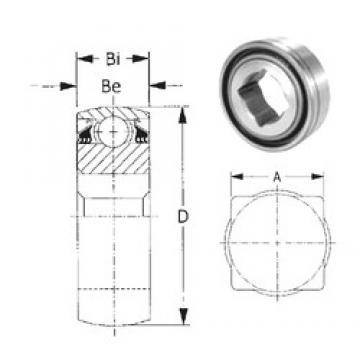 CYSD W211PPB3 deep groove ball bearings