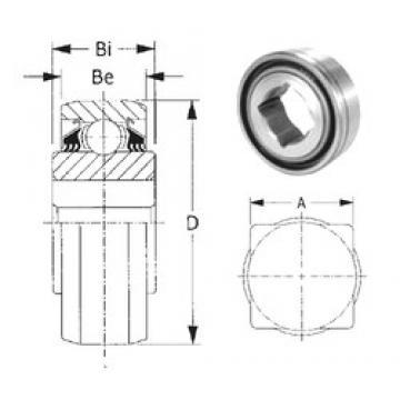 CYSD W208PP12 deep groove ball bearings