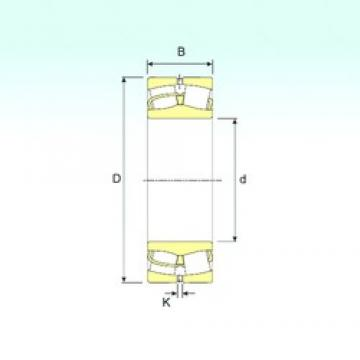 ISB 22318 VA spherical roller bearings