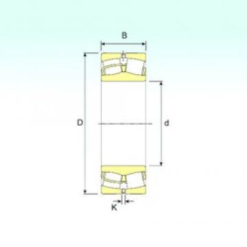 ISB 22336 VA spherical roller bearings