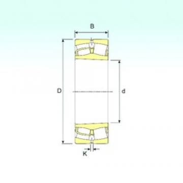 ISB 22344 KVA spherical roller bearings