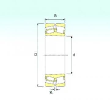 ISB 24136 K30 spherical roller bearings
