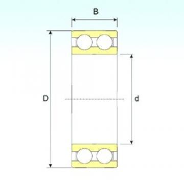 ISB 4311 ATN9 deep groove ball bearings