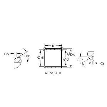 AST ASTEPB 1012-09 plain bearings