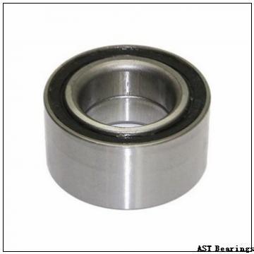 AST SR3A-2RS deep groove ball bearings