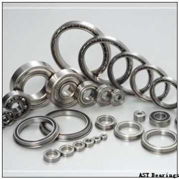 AST SRW1-4ZZ deep groove ball bearings