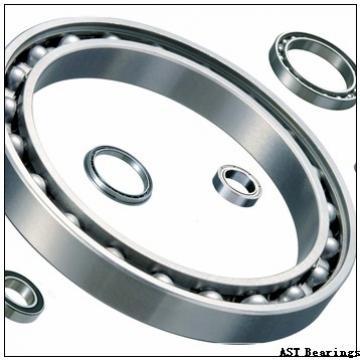 AST 6006ZZ deep groove ball bearings