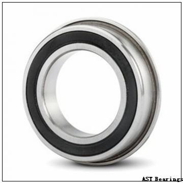 AST R10ZZ deep groove ball bearings