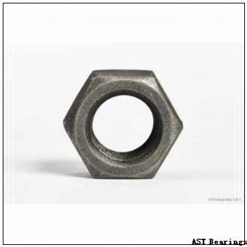 AST H71934C angular contact ball bearings