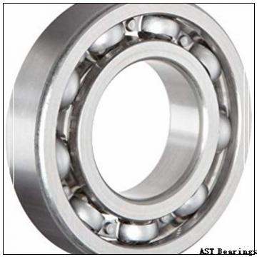 AST 71820C angular contact ball bearings