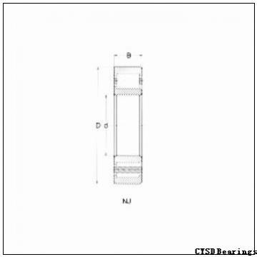CYSD NJ207+HJ207 cylindrical roller bearings