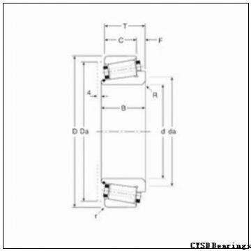CYSD 4607-7AC2RS angular contact ball bearings