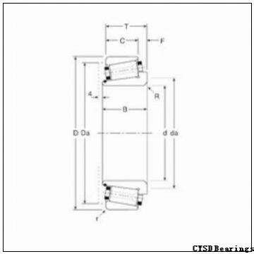 CYSD NJ210E cylindrical roller bearings