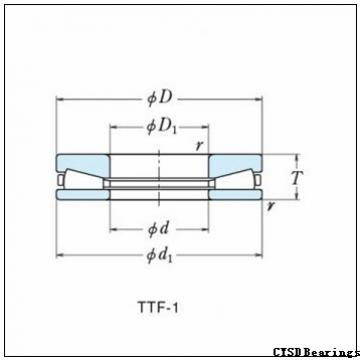 CYSD 7317BDB angular contact ball bearings