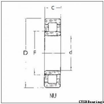 CYSD QJF312 angular contact ball bearings