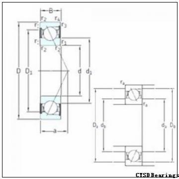 CYSD 7207BDF angular contact ball bearings