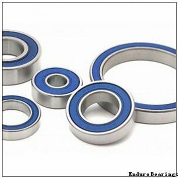 Enduro GE 140 SX plain bearings