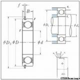 CYSD NU2222 cylindrical roller bearings