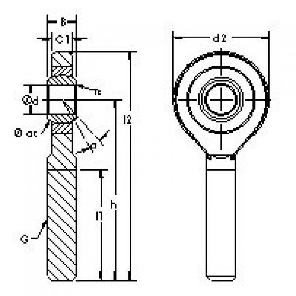 AST SABP5S plain bearings #2 image