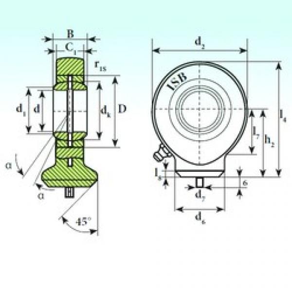 ISB T.A.C. 230 plain bearings #3 image