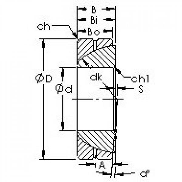 AST GAC35S plain bearings #2 image