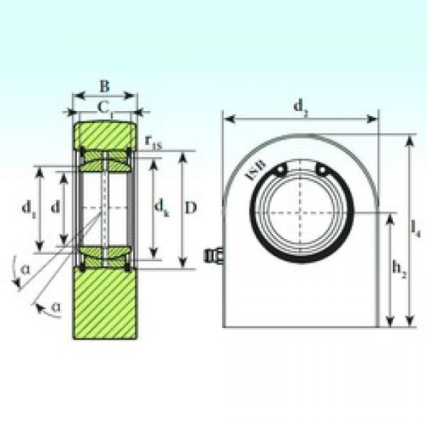 ISB T.P.N. 320 plain bearings #3 image