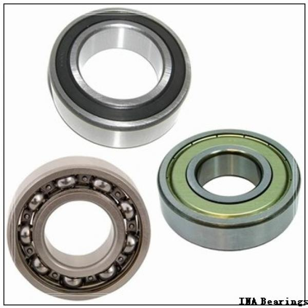 INA PASE55 bearing units #2 image