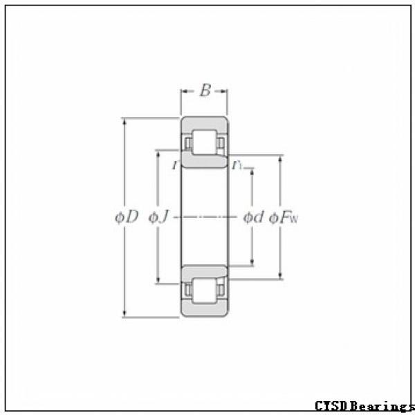 CYSD 46/38-1AC2RS angular contact ball bearings #1 image