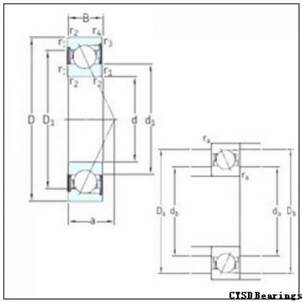 CYSD 7030 angular contact ball bearings #1 image